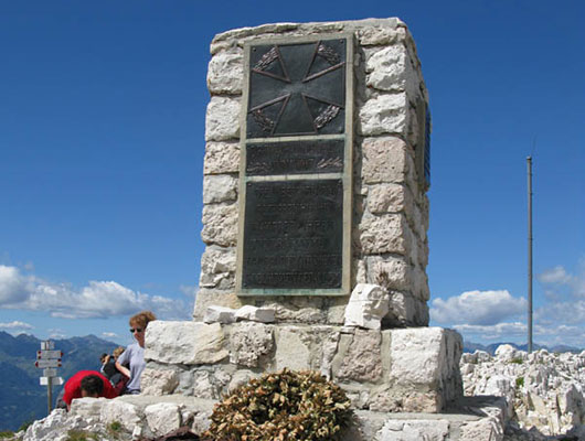 Escursione Monte Ortigara Bis