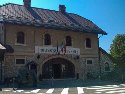 Escursione Museo Grande Guerra